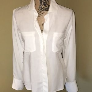 Cloth and stone white shirt